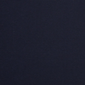 RALPH LAUREN PIERRE OTTOMAN FABRIC NAVY