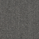 RALPH LAUREN STONELEIGH HERRINGBONE FABRIC CHARCOAL