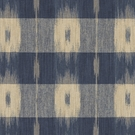 RALPH LAUREN SULAMAN IKAT FABRIC INK