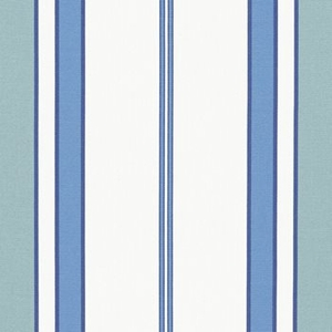 RALPH LAUREN SURFRIDER STRIPE FABRIC INDOOR/OUTDOOR SEA