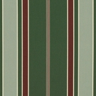 RALPH LAUREN SURFRIDER STRIPE FABRIC INDOOR/OUTDOOR VINTAGE CABANA GREEN