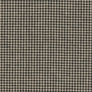 RALPH LAUREN  TRISAN HOUNDSTOOTH FABRIC CHESS