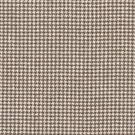 RALPH LAUREN  TRISAN HOUNDSTOOTH FABRIC CHOCOLATE