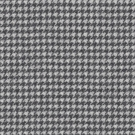 RALPH LAUREN WARRENDALE HOUNDSTOOTH WOOL FABRIC GREY