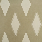 RALPH LAUREN WIND RIVER IKAT FABRIC SANDSTONE