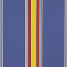 RALPH LAUREN WINDANDSEA STRIPE FABRIC INDOOR/OUTDOOR CAPTAIN BLUE