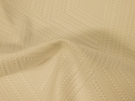 SAMPLE BEACON HILL MONTEVIDEO UPHOLSTERY FABRIC FROST