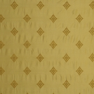 SAMPLE BEACON HILL REGENTS SILK GRANDEUR EMBROIDERED FABRIC HONEY