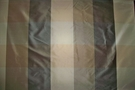 SAMPLE KRAVET LEE JOFA OLMSTEAD SILK CHECK TAFFETA FABRIC 30 YARD BOLT CHARCOAL BROWN BEIGE