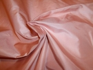 SAMPLE LEE JOFA PALAIS SILK TAFFETA FABRIC SHELL PINK