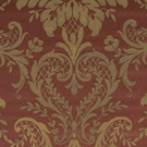 SAMPLE RALPH LAUREN BAROQUE CASTLETON DAMASK VELVET FABRIC 7.1 YARDS