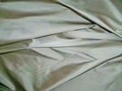 SAMPLE SCHUMACHER BELLINI SILK DUPIONI FABRIC SEAGLASS