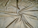 SAMPLE SILK LOOM CORSICA IRIDESCENT NEOCLASSICAL SILK JACQUARD FABRIC GOLD