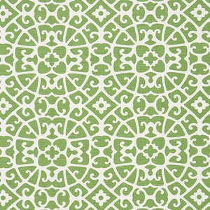 SCALAMADRE ANSHUN LATTICE FABRIC JADE
