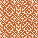 SCALAMADRE ANSHUN LATTICE FABRIC PERSIMMON