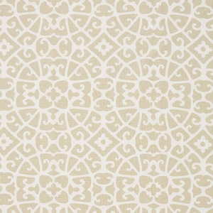 SCALAMADRE ANSHUN LATTICE FABRIC SAND