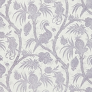 SCALAMADRE BALINESE PEACOCK FABRIC LAVENDER