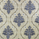 SCALAMADRE ISABELLA EMBROIDERY FABRIC PORCELAIN