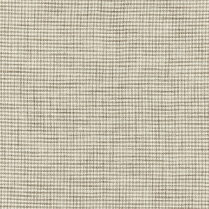 SCALAMANDRE BANBURY STRIE CHECK FABRIC FLAX