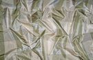 SCALAMANDRE BARANZELLI LILIANA SILK TAFFETA CHECK FABRIC 20 YARD BOLT WILLOW GREEN