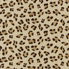 SCALAMANDRE BRODERIE LEOPARD JAQCUARD EMBROIDERY ANIMAL FABRIC CHOCOLATE ON SAND