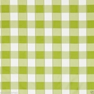 SCALAMANDRE CHELSEA SILK DOBBY CHECK FABRIC PEAR GREEN
