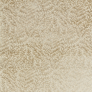 SCALAMANDRE CORALLINA VELVET JACQUARD FABRIC PEBBLE BEACH