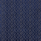 SCALAMANDRE ECHO VELVET FABRIC MIDNIGHT SKY