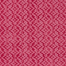 SCALAMANDRE ECHO VELVET FABRIC RASPBERRY