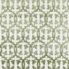SCALAMANDRE FALK MANOR HOUSE FABRIC GREEN TEA