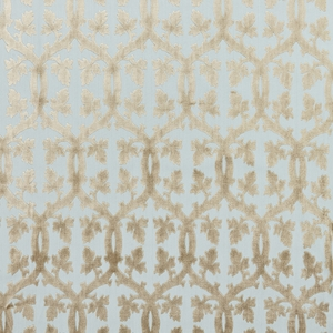 SCALAMANDRE FALK MANOR HOUSE FABRIC MINERAL