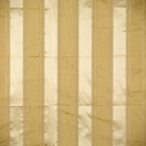SCALAMANDRE FEDERAL STRIPE FABRIC CHAMPAGNE & ANTIQUE GOLD