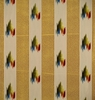 SCALAMANDRE FIGARO IKAT KILIMS LISERE VELVET FABRIC MULTI GOLD ON CREAM