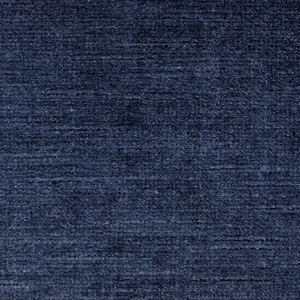 SCALAMANDRE PERSIA LINEN VELVET FABRIC MIDNIGHT