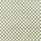 SCALAMANDRE POMFRET CUT VELVET FABRIC GREEN TEA