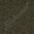 SCALAMANDRE SHAGREEN TEXTURE FABRIC BLACK & TAN