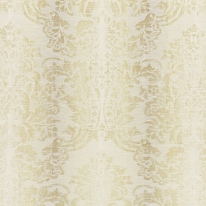 SCALAMANDRE SORRENTO LINEN DAMASK FABRIC