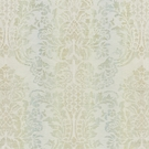 SCALAMANDRE SORRENTO LINEN DAMASK FABRIC MINERAL