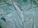 SCALAMANDRE SOTTO VOCE SILK TAFFETA FABRIC SKY BLUE
