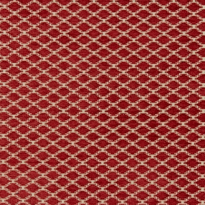 SCALAMANDRE TRISTAN WEAVE JACQUARD FABRIC POMEGRANATE