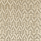 SCALAMANDRE UNDULATION JACQUARD FABRIC FAWN