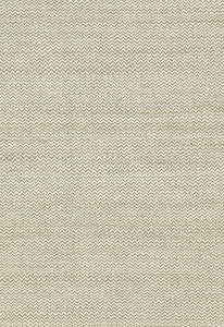 SCHUMACHER ALHAMBRA WEAVE SILK FABRIC TAUPE/IVORY