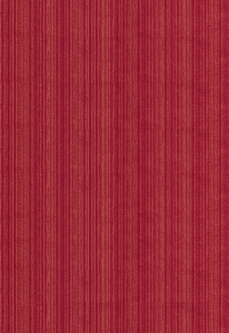 SCHUMACHER ANDREA VELVET STRIE FABRIC ROUGE