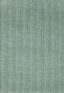 SCHUMACHER ANTIQUE STRIE VELVET FABRIC AQUA