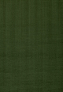 SCHUMACHER ANTIQUE STRIE VELVET FABRIC OLIVE