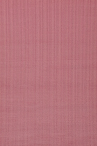 SCHUMACHER ANTIQUE STRIE VELVET FABRIC RASPBERRY