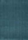 SCHUMACHER ANTIQUE STRIE VELVET FABRIC TEAL