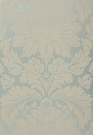 SCHUMACHER ANVERS DAMASK FABRIC AZURE