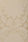 SCHUMACHER ANVERS DAMASK FABRIC BRONZE