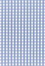 SCHUMACHER BERMUDA CHECK FABRIC CORNFLOWER